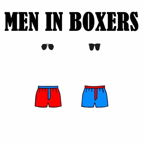 Men In Boxers
