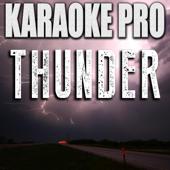 Thunder (Originally Performed by Imagine Dragons) [Instrumental Version]