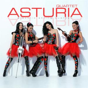 Asturia Quartet - Storm