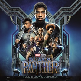 Black Panther Original Score By Ludwig G 246 Ransson On