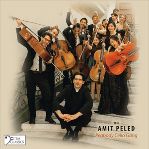 Amit Peled Peled Peabody Cello Gang - Trio Sonata in G Minor, Op. 2 No. 8, HWV 393 (Arr. for Two Cellos & Piano): III. Largo [Live]