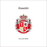 ゴンチチ - 「we are here」-40 years have passed and we are here- artwork
