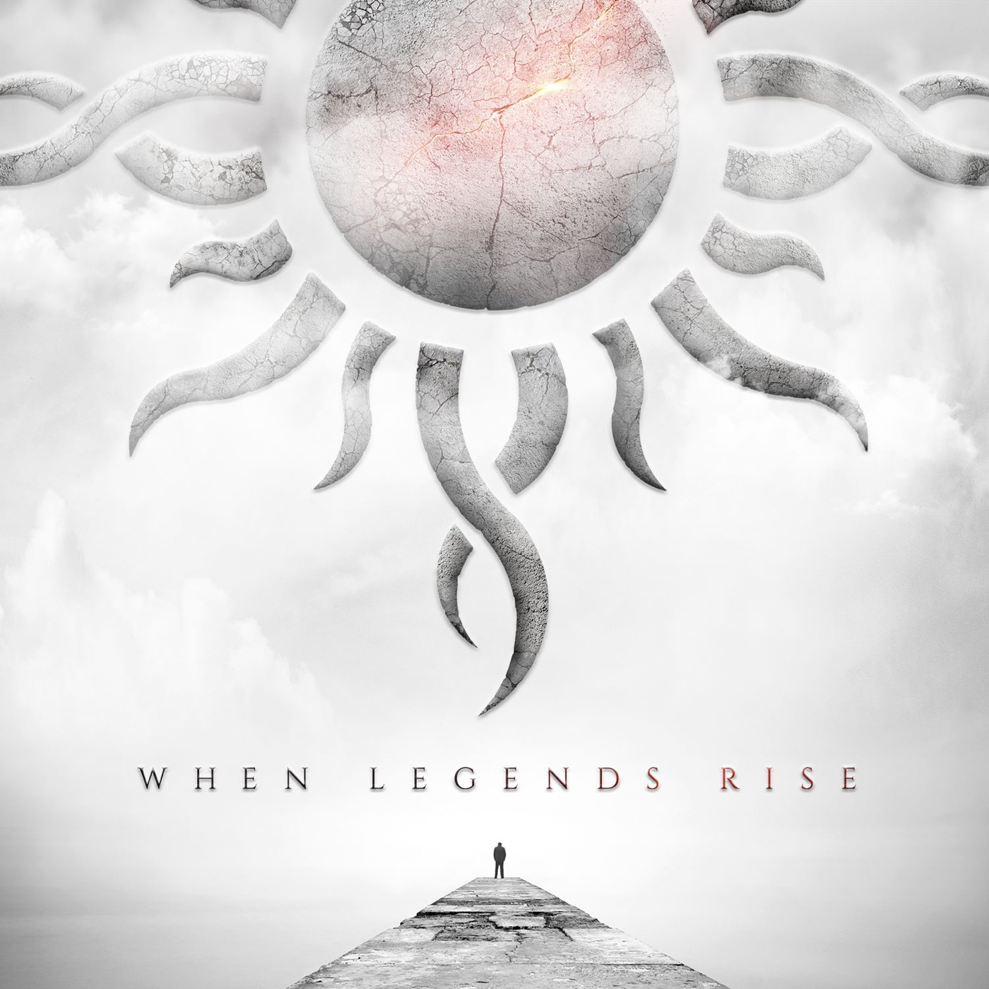 Godsmack - When Legends Rise [Single] (2018)