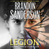 Brandon Sanderson - Legion: The Many Lives of Stephen Leeds (Unabridged)  artwork