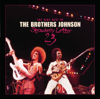 The Brothers Johnson - Get the Funk Out Ma Face artwork