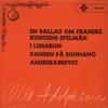 En ballad om franske kungens spelmän - EP - Olle Adolphson