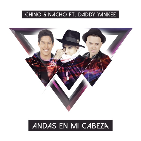Andas En Mi Cabeza (feat. Daddy Yankee) - Single