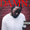 Kendrick Lamar - DAMN.  artwork