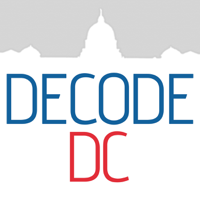 Podcast cover art for DecodeDC