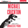 Michael Crichton - Jurassic Park: A Novel (Unabridged)  artwork