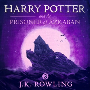 Harry Potter and the Prisoner of Azkaban - J.K. Rowling audiobook, mp3