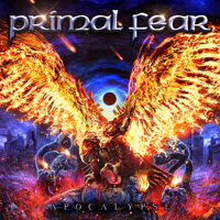 Primal Fear - Hounds of Justice artwork