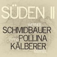 Martin Kälberer, Werner Schmidbauer & Pippo Pollina - Süden II artwork