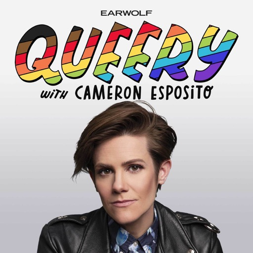 Cover image of QUEERY with Cameron Esposito