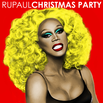 RuPaul Christmas Party music review