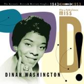 Dinah Washington;Chubby Jackson Orchestra - I Want To Be Loved