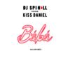 DJ Spinall - Baba (feat. Kiss Dániel) artwork
