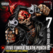 Five Finger Death Punch - And Justice for None (Deluxe)  artwork