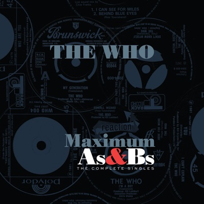 Maximum As & Bs - The Who