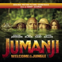 Jumanji: Welcome to the Jungle - Official Soundtrack