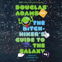 The Hitchhiker's Guide to the Galaxy (Unabridged) Audio Book