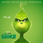 Dr. Seuss' The Grinch (Original Motion Picture Soundtrack)-Various Artists