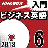 NHK 入門ビジネス英語 2018年6月号