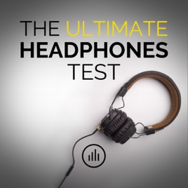 The Ultimate Headphone Test (Original Audiocheck Test Tones) by myNoise