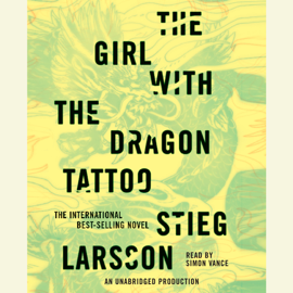 The Girl with the Dragon Tattoo (Unabridged) audiobook
