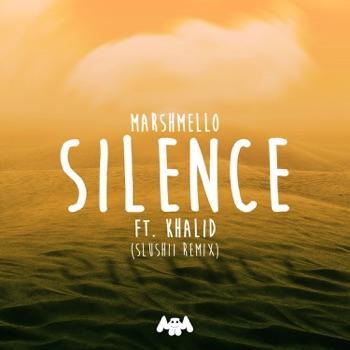 Marshmello - Silence feat Khalid Slushii Remix  Single Album Reviews