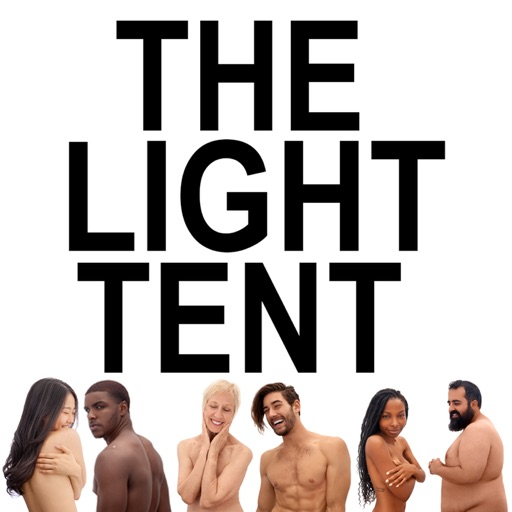 Cover image of The Light Tent