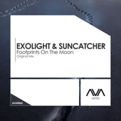 Footprints on the Moon - Exolight & Suncatcher