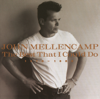 John Mellencamp - Jack and Diane artwork