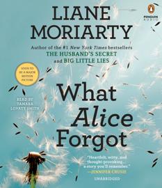 What Alice Forgot (Unabridged) audiobook