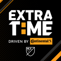 Podcast cover art for ExtraTime Radio