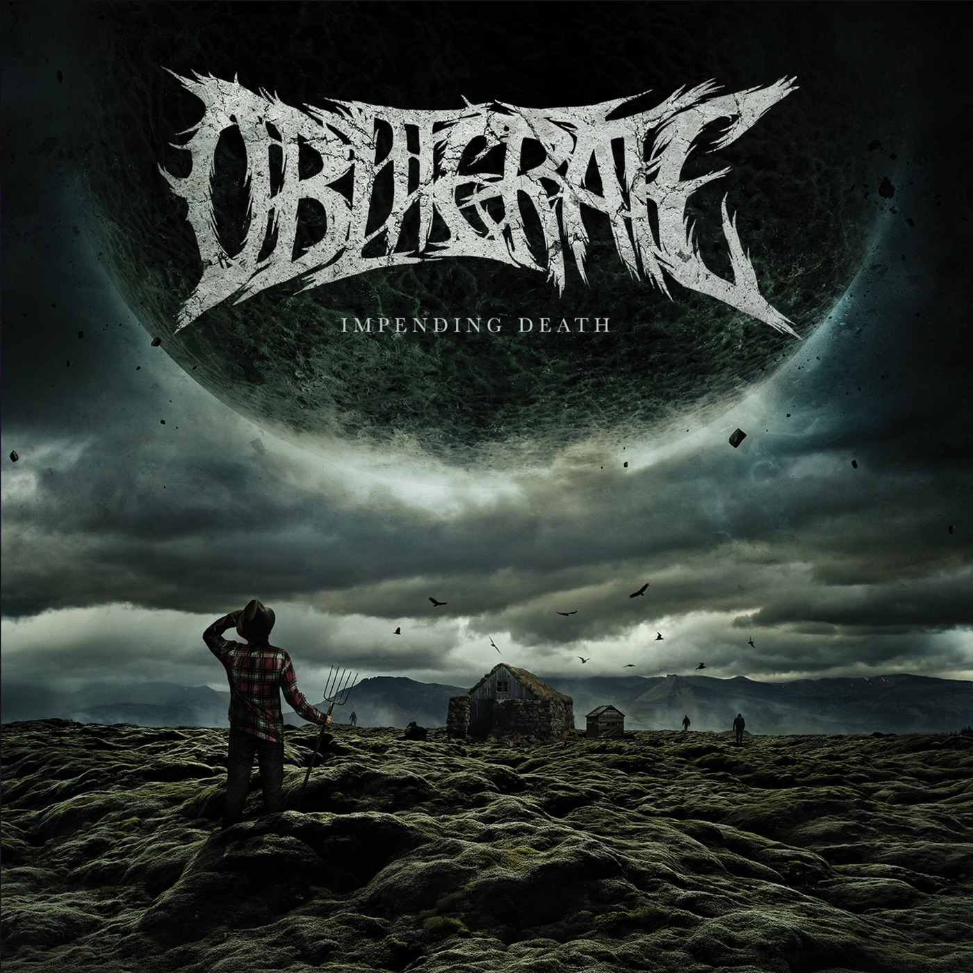 Obliterate - Impending Death (2018)