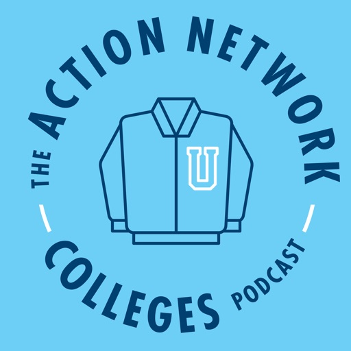 Cover image of The Action Network Colleges Podcast