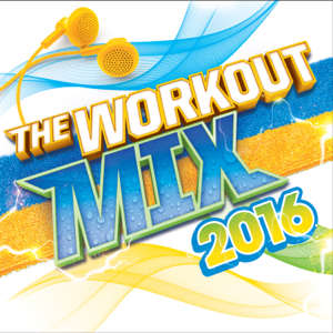 Various Artists - The Workout Mix 2016