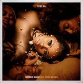 Melanin Magic (Pretty Brown) [feat. Chris Brown] - Single