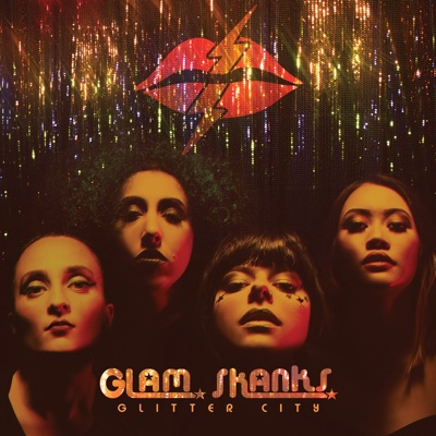 Glitter City - Glam Skanks album