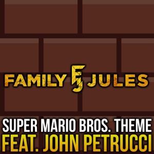 FamilyJules - Super Mario Bros. Theme feat. John Petrucci