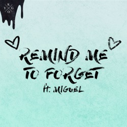 View album Remind Me to Forget - Single