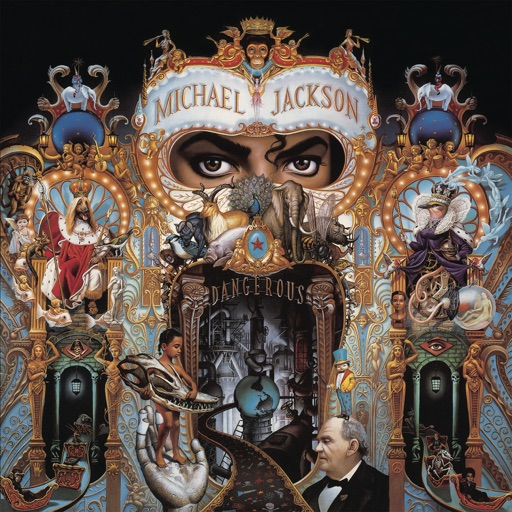 Art for Heal The World by Michael Jackson