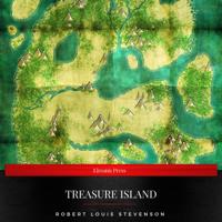 Robert Louis Stevenson & FrontPage Publishing - Treasure Island artwork