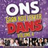 Various Artists - Ons gaan nou lekker dans, Vol. 4 artwork