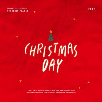 K.Will, Soyou, BOYFRIEND, MONSTA X, WJSN, Mad Clown, Junggigo, #GUN, Yu Seung Woo, Brother Su, MIND U, Duetto, JEONG SEWOON & LEEKWANGHYUN - Christmas Day Single Album Reviews
