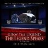 G. Boy The Legend - Too Eazy Remix (feat. Danny Anthem & Lil Rock)