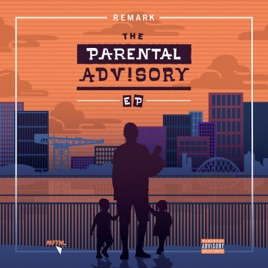 remarkの the parental advisory e p をapple musicで
