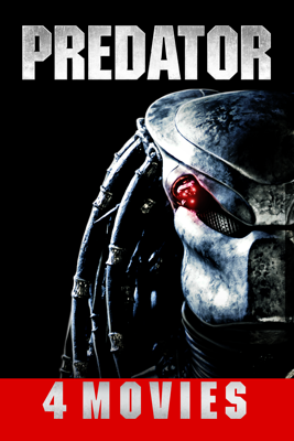 Predator 4-Movie Collection HD Download