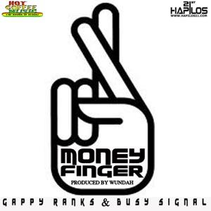 Gappy Ranks & Busy Signal - Money Finger